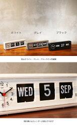 TWEMCO/トゥエンコRC-12Aカレンダー付きのウォールクロック