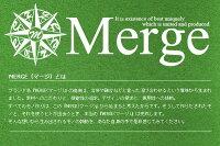 【送料無料】【Merge】馬革マネークリップメンズコードバン財布ホースレザー札挟み小銭入れ牛革ブランドマージあす楽対応