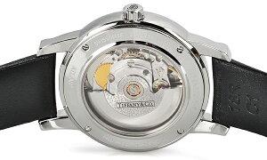 TiffanyZ1800.68.10A21A50AティファニーAtlasDomeメンズ腕時計ブラック×シルバー