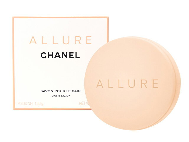 ヘアケア・スタイリング, その他 CHANEL ALLURE SAVONPOUR LE BAIN BATH SOAP 150gCHANEL BOX