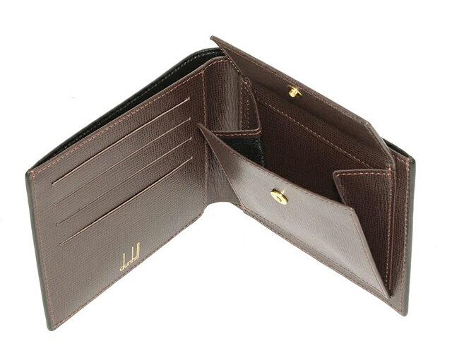 dunhill(ダンヒル)『二つ折り財布ベルグレイブ(L2S832A)』