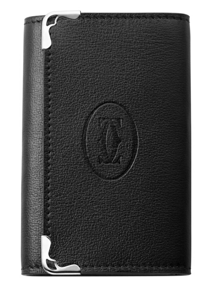 Cartier(カルティエ)『MUST DE CARTIER SMALL LEATHER GOODS, 6-KEY KEY RING(L3001359)』