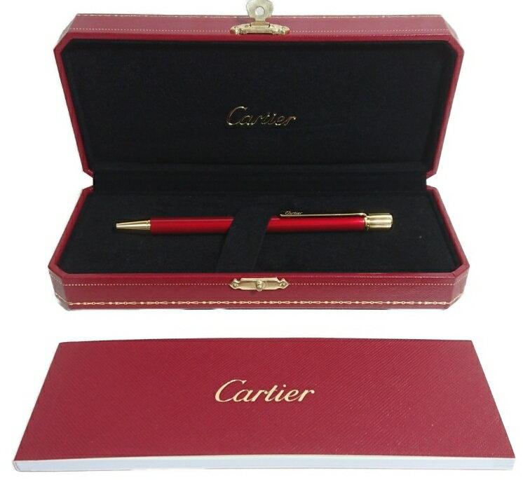 CARTIER(カルティエ)『オンライン限定サントスドゥカルティエゴドロンデコールボールペン(OP000086)』