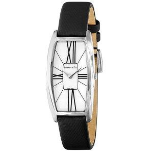 Tiffany & co Z6401.10.10A20A40A GEMEA Tiffany & co Gemere Watch Ladies Watch Quartz Black x White x Silver