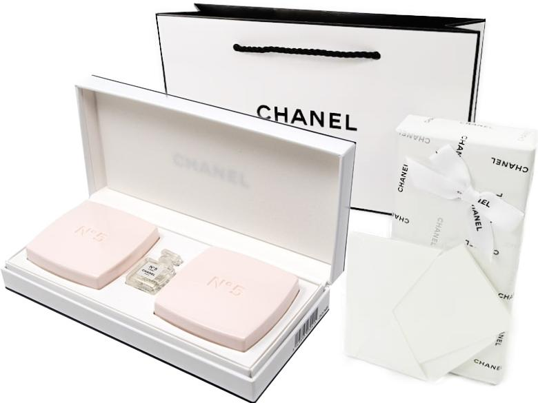 CHANEL cosme CHANEL LES CADEAUX N5 GIFT COLLECTI...