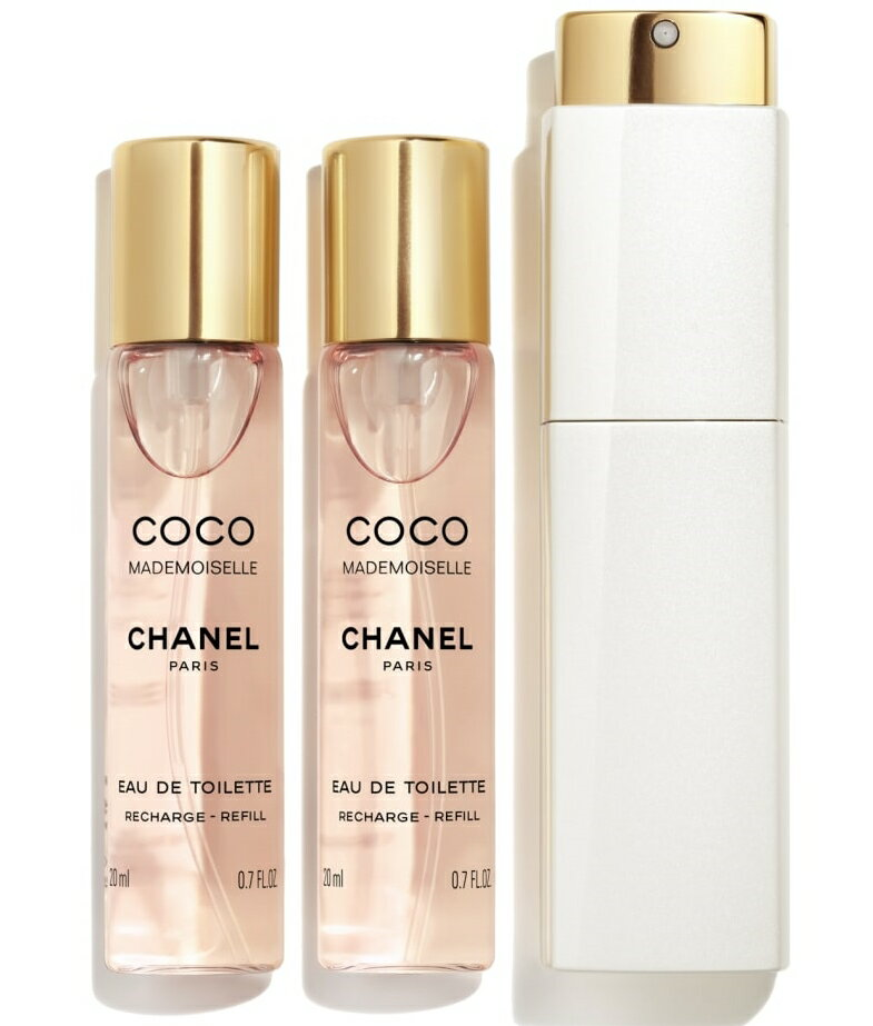 美容・コスメ・香水, 香水・フレグランス CHANEL COCO MADEMOISELLEEAU DE TOILETTE TWIST AND SPRAY 20ml3 CHANEL
