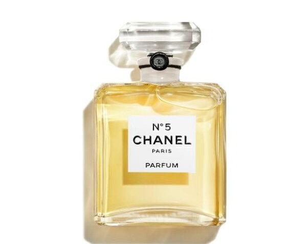 CHANELNo.5PARFUMBOTTLE7.5mlシャネルNo.5パルファン・香水ボトルCHANELラッピング&リボン・ショ