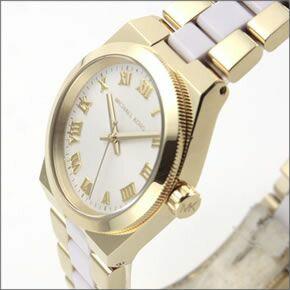 MICHAELKORSMK6122-Rマイケルコース腕時計レディ-ス