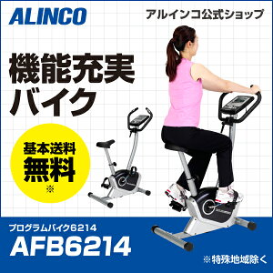 アルインコプログラムバイク6214AFB6214