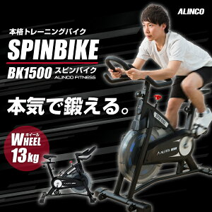 BK1500/アルインコ/スピンバイク