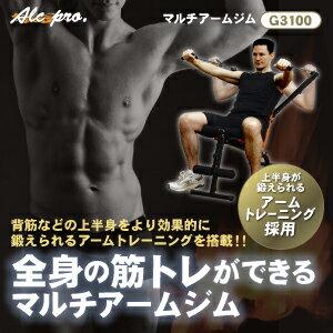 アルインコ マルチアームジムシットアップベンチ ダイエット ムービー フィット トレーニング
