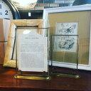 Brass photo frame(M)【フォトフレーム 写真立て 真鍮 額縁 おしゃれ アンティーク ビンテージ 】
