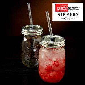 Rednek Sippers Glass / レッドネック シッパー グラス【ball mason jar ボール メイソン ジャ...