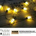 Metropolis Industrial Light/メトロポリスインダストリアルライト【インダストリアル LEDライト アメリカ ランプ ラインライト 子供部屋 照明 LED】