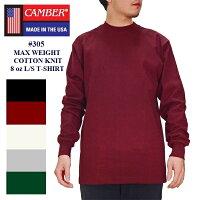 CAMBER305キャンバーマックスウェイトロンT長袖Tシャツ