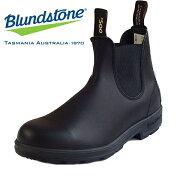 レビュー クーポン BLUNDSTONE ブランド ストーン レディース サイドゴアブーツ ブラック