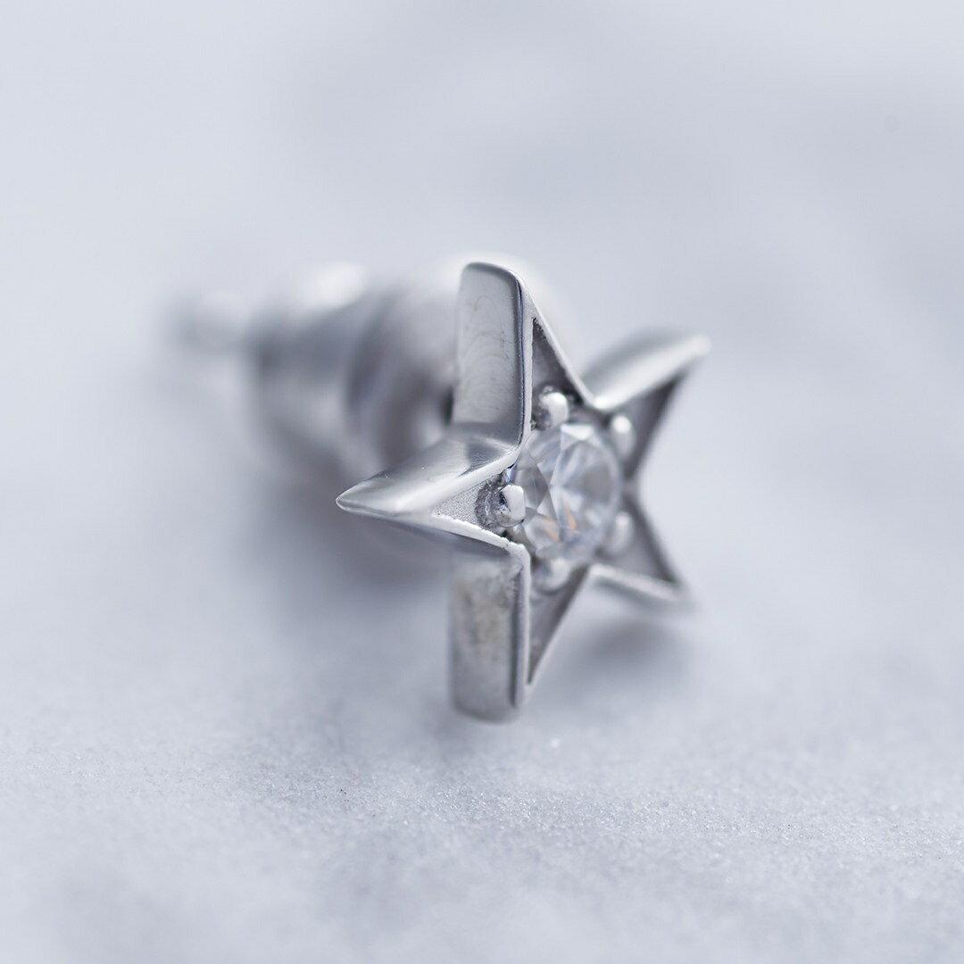 男女兼用アクセサリー, その他 Crescent Luna()PRIMERA PIERCE(1 Silver925 )