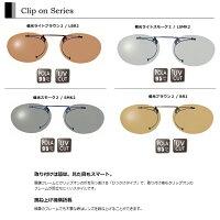 【SWANS/スワンズ】クリップオングラスはね上げタイプSCP-3偏光レンズサングラススポーツサングラス偏光サングラス