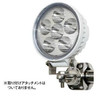 マリン用LEDライトデッキライトLED-18WRPリガーマリン