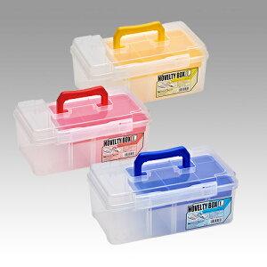 【MEIHO/明邦】ノベルティBOX L タックルボックス 釣具ボックス ツールボックス NOVELTY BOX L