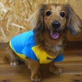 【9月はポイント10倍!】【wipeout/ワイプアウト】無料で名前が入れられる!日本製 犬用ラッシュガード(ミニチュアダックス用) WDR-4100 犬用ひんやりアイテム いぬ  紫外線対策 水着 UVカット だっくす Dサイズ 2014SS