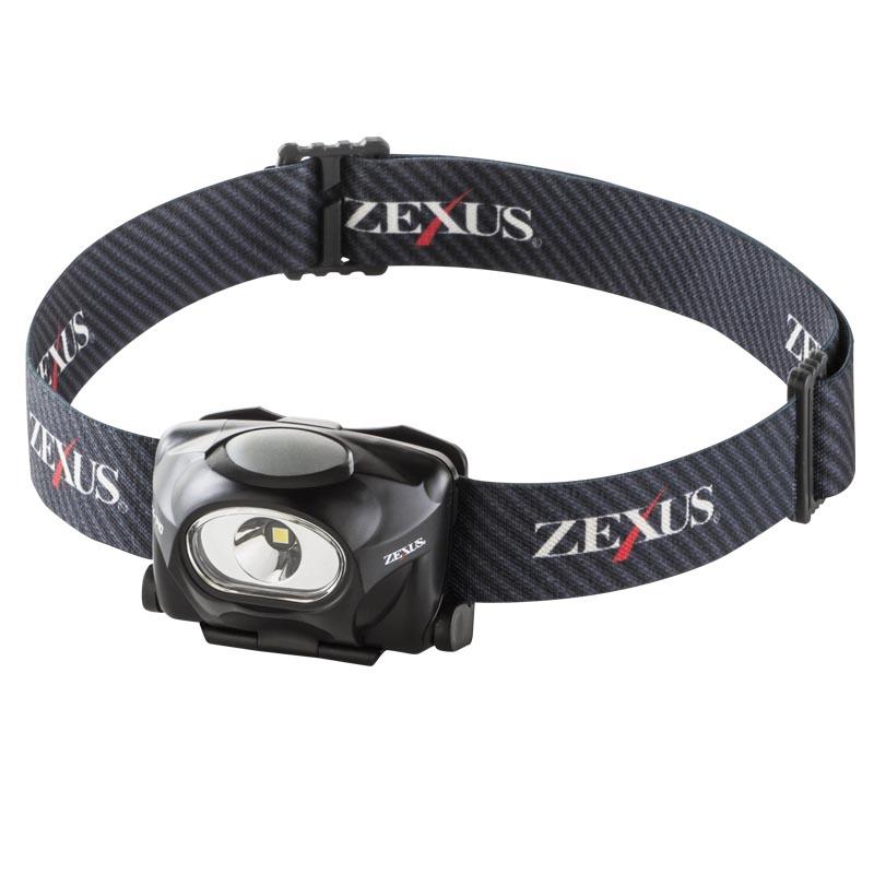 ZX-140 201409 ベーシックモデル LEDヘッドライト ランプ 冨士灯器