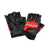 【KIZAKURA/キザクラ】KzグローブKz-G15本カットグローブフィッシング手袋