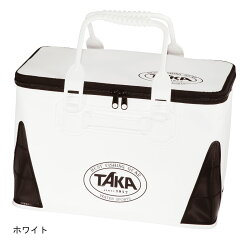 握りやすい成型ハンドル採用【TAKA/タカ産業】フタ付 SP EVA バッカン 45cm  G-730 010697 ...