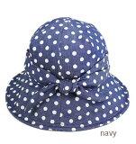 【orient/オリエント】ORS023H雨上がりの広えんUVカット紫外線対策ぼうし女性用帽子帽子おしゃれハット