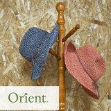【orient/オリエント】ORU101Bサイズ57cmペーパーハットぼうし女性用帽子帽子おしゃれハット