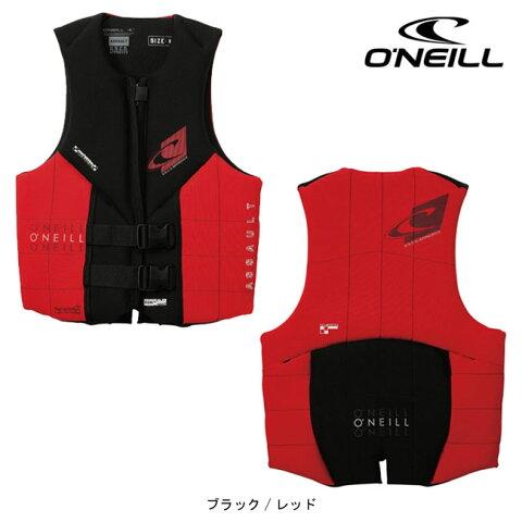 【O'NEILL/オニール】アサルトUSコーストガードベスト WB-1640 MOB-WB-1640 ライフベスト 大人用 メンズ 男性