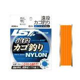 【LINESYSTEM/システム】L-0050-F遠投カゴ釣りナイロン5号平行巻ライン糸031766