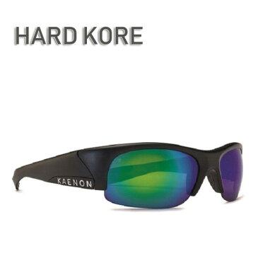 【KAENON/ケーノン】HARD KORE ハードコア KAENON-HARDKORE 大人用 偏光レンズ 偏光サングラス スポーツサングラス