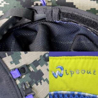 【wipeout/ワイプアウト】子供用マリンハットWKH-910055cm水陸両用帽子ハットキッズ用こども夏水遊び