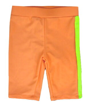 ★在庫処分価格★日本製ベビーラッシュパンツ WB-1901OR オレンジ 子供用 ラッシュパンツ 紫外線対策水着 UVカット marin2018001