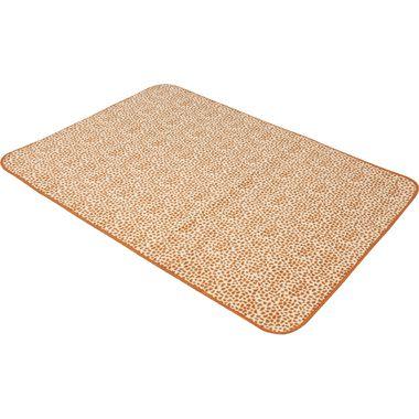 ラグ カーペット おしゃれ ラグマット 絨毯 ペルシャ 安い ヒョウ柄 厚手 極厚 130×185 2畳 北欧 あったか ふわふわ ふかふかダイニングラグ