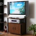 テレビ台 おしゃれ 安い 北欧 ローボード テレビボード 収納 ハイタイプ 高い 60 テレビラック 薄型 小型 小さい 幅60 ブラウン ブラック TVボード