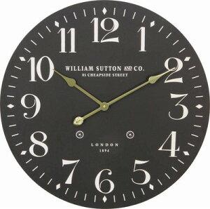 ブラック 黒 時計 壁掛け 壁掛け時計 掛け時計 壁時計 ウォールクロック 掛時計 インテリア時計 デザイン時計 クロック 北欧 おしゃれ