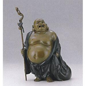 Удачи Семь Счастливый Бог Восхитительный Хотей Специальный Umino Katsumin Пол Горничные Бронзовая Статуя Японские Товары Бесплатная Доставка