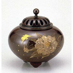 Бесплатная доставка гравировка серии курильница хирамару пион пол статуэтка буддийский инструмент медь бронза