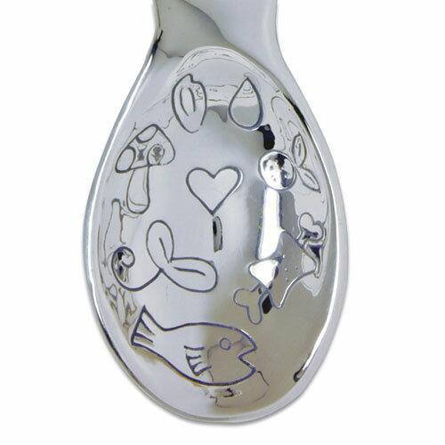 HappyBabySpoonハッピーベビースプーンKOTORODROPベビースプーン名入れ干支銀のスプーンメモリアル記念品出産祝いギフト