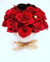 【赤バラ】【プリザーブドフラワー 誕生日】プリザーブドフラワー 誕生日...