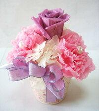 プリザーブドフラワー/お礼/フラワーギフト/誕生日/結婚祝い/退職/送別/結婚記念/記念/内祝い/入学祝い/卒業祝い/母の日