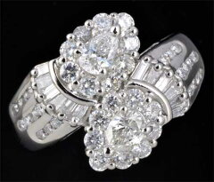 Ptダイヤモンド1.50ctプラチナリング《送料無料!》