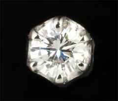 Ptダイヤモンド0.56ctピアス《送料無料!》