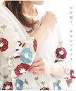 キャミ付き花刺繍のシースルーフリルブラウス。レディース ファッション ...