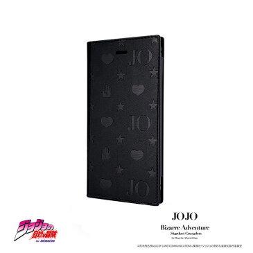 TVアニメ ジョジョの奇妙な冒険 Part3 スターダストクルセイダース iPhone 6s/6対応 公式 モノグラムダイアリーケース JOJO アイフォン6s アイフォン6 手帳型