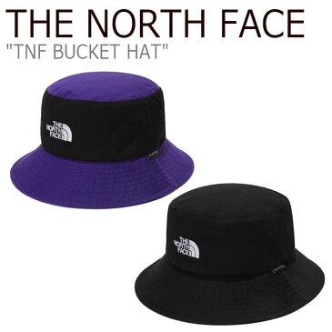ノースフェイス バケットハット THE NORTH FACE メンズ レディース TNF BUCKET HAT バケット ハット BLACK ブラック VIOLET バイオレット NE3HL52A/B ACC 【中古】未使用品