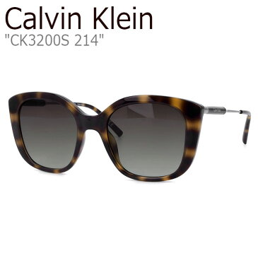 カルバンクライン サングラス Calvin Klein レディース CK3200S 214 ACC