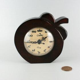 タイ文字置時計 (マンゴスチン型 置き時計)